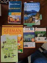 German Language and Travel Books in Ramstein, Germany