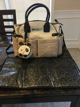 Betsy Johnson diaper bag in Hinesville, Georgia