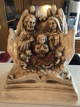 ***BEAUTIFUL Statue Of Blessed Mother, Joseph & Jesus*** in Baytown, Texas