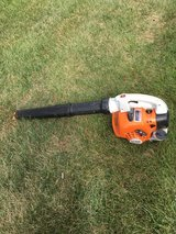 STIHL FS55R WEED WHIP STRAIGHT SHAFT AND STIHL BG56C GAS BLOWER READY TO WORK in Naperville, Illinois