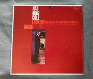 Nat King Cole, Looking Back, Vinyl Pop Jazz LP, Promo, Mono in Lawton, Oklahoma