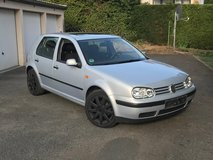 vw golf 1,6 sr 4 doors in Ansbach, Germany