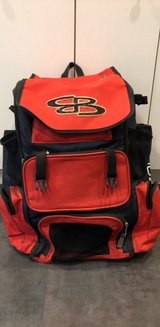 Boombuh softball backpack in Fairfax, Virginia