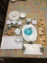 MUD PIE PLATES AND ASSORTED ITEMS in Beaufort, South Carolina