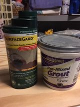 Tile (SurfaceGard) Sealer and SimpleGrout Pre-Mixed Grout – BOTH BRAND NEW/SEALED! in Cleveland, Ohio