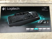 Logitech Wireless Desktop MK710 brand new in Rolla, Missouri
