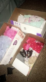 Baby girl clothes lot in Hinesville, Georgia
