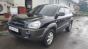 LOW MILES! 2006 HYUNDAI TUCSON-AUTO-BACK UP SENSOR-CLEAN IN& OUT-96K MILES in Osan AB, South Korea
