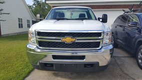 2013 Chevy Silverado 2500HD in Cherry Point, North Carolina