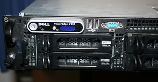 Dell 2950 PowerEgde server computer 2x Xeon Quad Core X5460 3.16GHz CPU's 32 GB  memory in St. Charles, Illinois