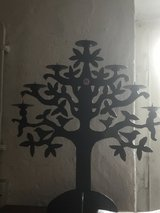 Decorative tree of life candle holder in Stuttgart, GE