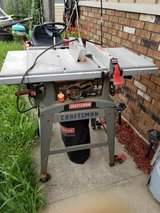 craftsman table saw in Lockport, Illinois