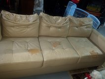 Free L shaped couch in Camp Pendleton, California