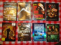 39 DVD movies in good condition - some contain 2 DVD's in The Woodlands, Texas