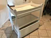 Baby changing table in Fairfield, California