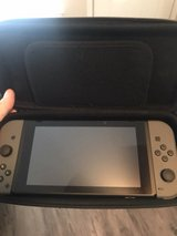 Nintendo switch and 128 gb card in Lawton, Oklahoma