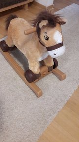 Baby Rocking Horse in Grafenwoehr, GE