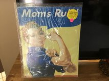 METAL WALL SIGN MOMS RULE in Yorkville, Illinois