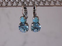 Mariana Swarovski Medium Crystal Earrings-Bliss Collection in Lockport, Illinois