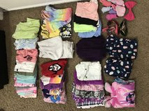 2T clothes lot in Camp Pendleton, California
