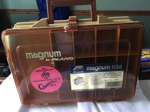Magnum 1126 Double Sided Fishing Tackle Box by Plano in Naperville, Illinois