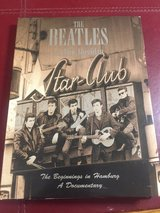 The Beatles with Tony Sheridan Star-Club DVD with 5 Picture Cards and Booklet in Glendale Heights, Illinois