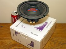 "NEW Optimus 8"" Car Subwoofer Part PRO-CSW800 RadioShack 40-1017 in Westmont, Illinois"