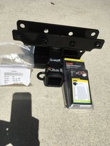 Jeep CURT trailor hitch with electrical harness NEW in Camp Lejeune, North Carolina
