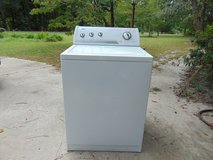 WHIRLPOOL WASHER  ( no flood ) in Cherry Point, North Carolina