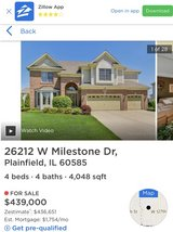 House for Sale in Lockport, Illinois