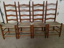 Ladder Back Chairs in Coldspring, Texas