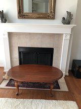 Beautiful solid wood coffee table in The Woodlands, Texas