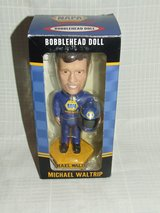 Michael Waltrip Bobblehead Doll NAPA Winston Cup Racing 2003 in Westmont, Illinois