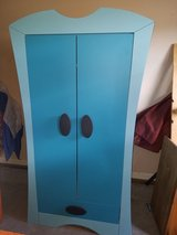 Disney Princess Blue Wardrobe in Clarksville, Tennessee