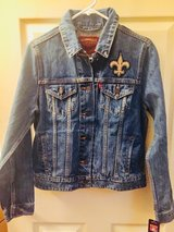 NFL NEW Orleans SAINTS LEVI JACKET in DeRidder, Louisiana