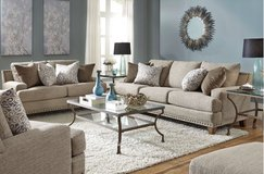 New couch and love seat in Fort Polk, Louisiana