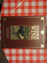 The Book Of Wine by Norman Bezzant - 400 pages, boxed hardcover and oversized in The Woodlands, Texas