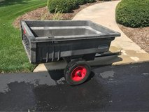 Rubbermaid Trailer for lawn tractor in Elgin, Illinois