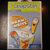 Leap Frog Leapster Mr Pencil's Learn to Write and Draw 4-8 yrs PreK-2nd Grade Complete in Aurora, Illinois