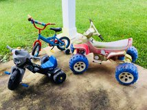 Kids outdoor toy bundle in Warner Robins, Georgia