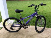 Girls 24in bike-needs work in Warner Robins, Georgia
