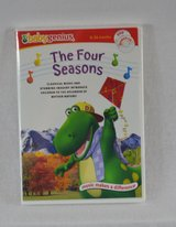 NEW Baby Genius The Four Seasons DVD + Bonus CD Age 0 - 48 Months Infant Toddlers in Yorkville, Illinois
