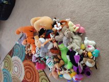 stuffed animals black bag full in Camp Lejeune, North Carolina