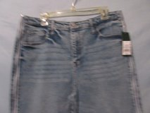 NWT Wild Fable by Target Side Zip Distressed Hem Size 16 MSRP $28 in The Woodlands, Texas