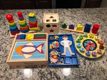 Melissa and Doug Wooden Toys in Glendale Heights, Illinois