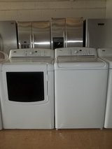 KENMORE ELITE WASHER DRYER SET in Fort Bragg, North Carolina