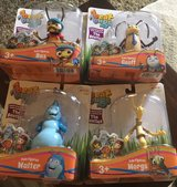 Beat Bugs Figures in Yorkville, Illinois