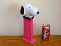 Giant Musical PEZ Snoopy Candy Dispenser Charles Schultz Peanuts Character in Bartlett, Illinois