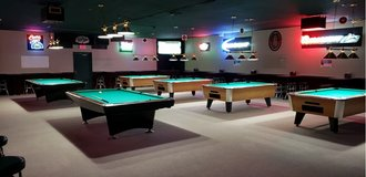 Wednesday Pool Tournament in Fort Riley, Kansas