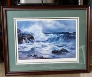 Moonlight and Surf Print by Charles Vickery - Open Edition in Glendale Heights, Illinois